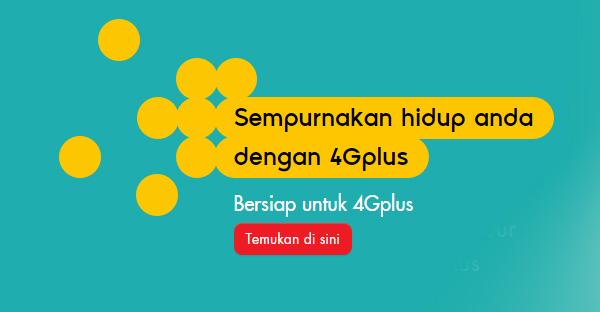 Pengalaman Digital Bersama 4Gplus