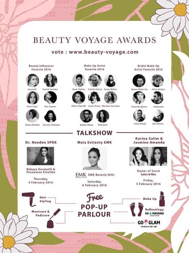 Beauty -Voyage-Festival-Maia-Estianty-Make-Up-Grand-Indonesia-Februari-Jakarta-2016