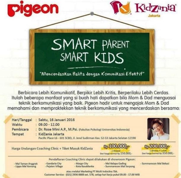 Coaching-Clinic-Parent-Smart-Kids-Pigeon-KidZania-Pasific-Place-Jakarta-Januari-2016