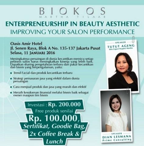 Seminar-Beauty-Salon-Biokos-Puspita-Martha-Martha-Salon-Beauty-Oasis-Januari-Jakarta-2016