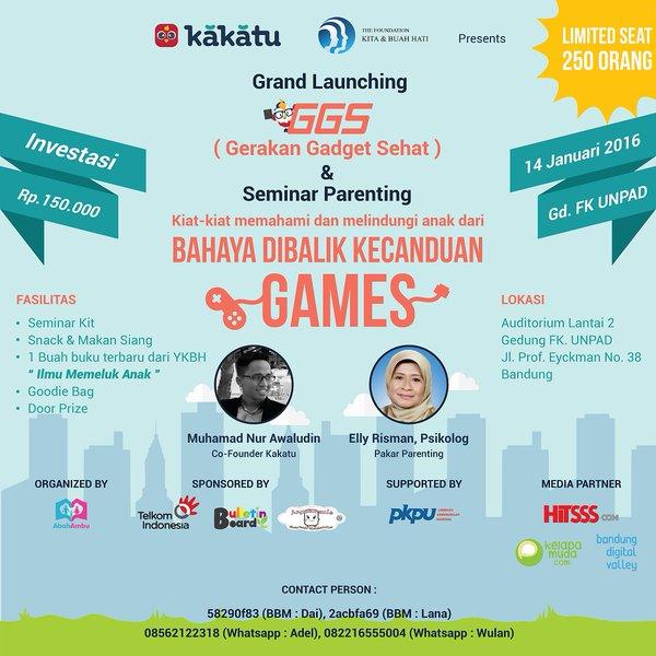 Seminar-Digital-Parenting-Elly-Risman-Kakatu-FK-UNPAD-Bandung-Januari-2016