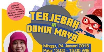 Talkshow-Book-Parenting-KKPK-Internet-Sahabat-Anak-Sehat-Gramedia-DAR-Mizan-Depok-Januari-2016
