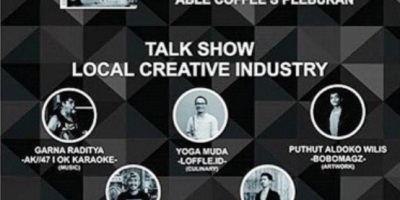 Talkshow-Local-Creative-Industry-Longlife-Magazine-Able-Coffee-Semarang-Januari-2016