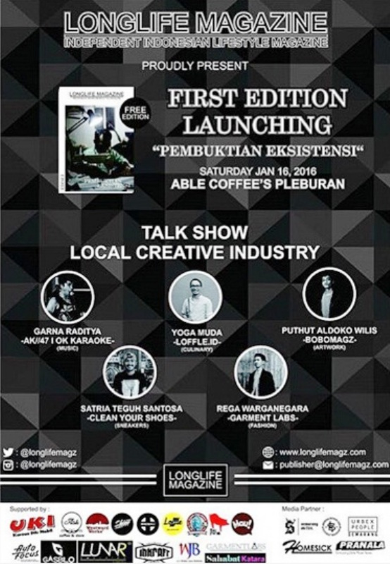 Info Liputan Blogger Semarang: Talkshow Local Creative Industry