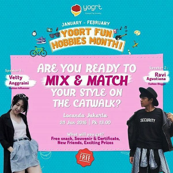 Talkshow-Yogrt-Fun-Hobbies-Month-Fashion-Locanda-Jakarta-Januari-2016