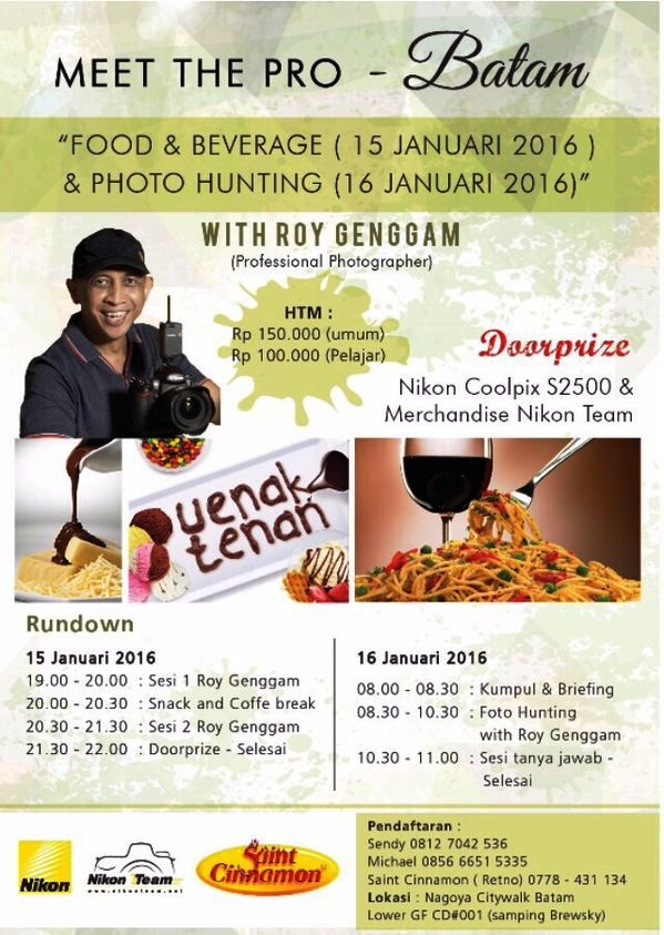 Workshop-Memotret-Meet-The-Pro-Nikon-Nagoya-Batam-Januari-2016