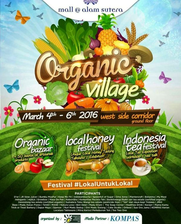 Indonesia-Organic-Festival-Komunitas-Organik-Lokal-Tangerang-Maret-2016