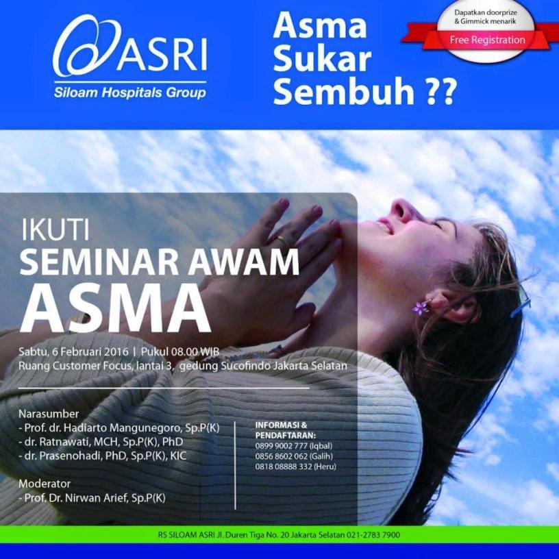 Seminar-Awam-Asma-Siloam-Hospitals-Group-Sucofindo-Pasar-Minggu-Jakarta-Februari-2016