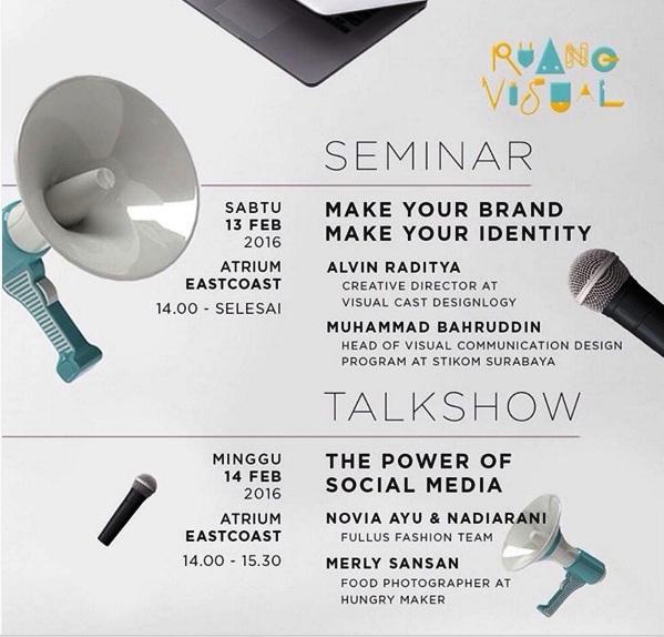 Seminar-Branding-Social-Media-Ruang-Visual-GESTALTIF-STIKOM-East-Cost-Surabaya-Februari-2016