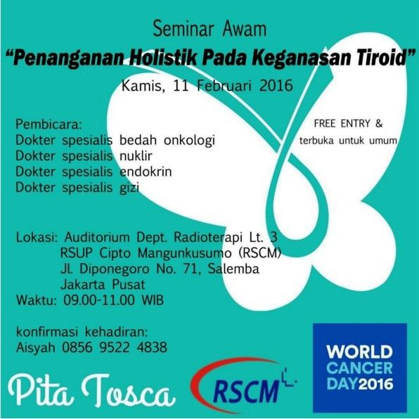 Seminar-Kesehatan-Awam-Pita-Tosca-Kanker-Tiroid-RSCM-Februari-2016