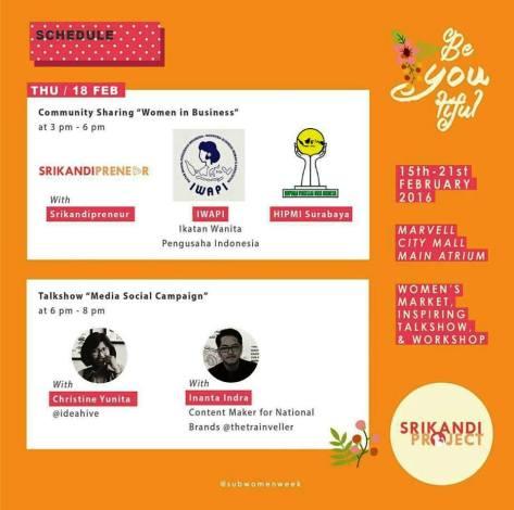 Srikandi-Project-Women-Market-Week-Surabaya-Kamis-IWAPI-HIPMI-Media-Social