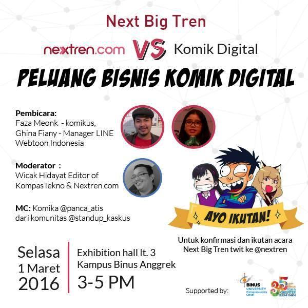 Talkshow-Komik-Next-Big-Tren-Faza-Meonk-Maret-Jakarta-2016