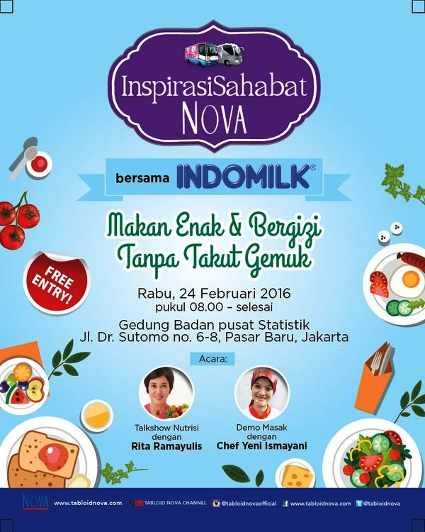 Talkshow-Nova-Inspirasi-Sehat-Bersahabat-Bergizi-BPS-Pasar-Baru-Jakarta-Februari-2016