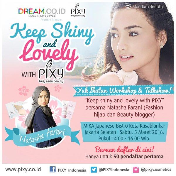 Beauty-Class-PIXY-Dream-Kokas-Maret-Jakarta-2016