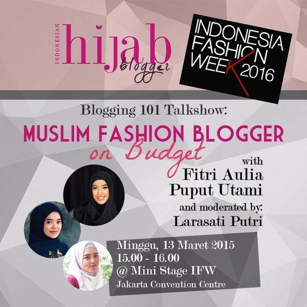 Blogging-101-Talkshow-Indonesia-Fashion-Week-2016-Maret-Jakarta