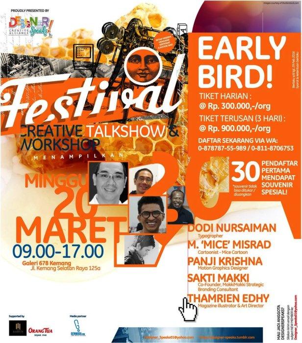 DesignerSpeaks!-Festival-2016-Kemang-Muhamad-Mice-Misrad-Maret-Jakarta