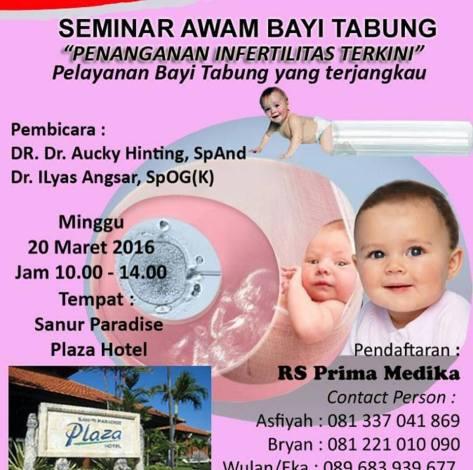 SEMINAR-AWAM-BAYI-TABUNG-Prima-Medika-Bali-Maret-2016