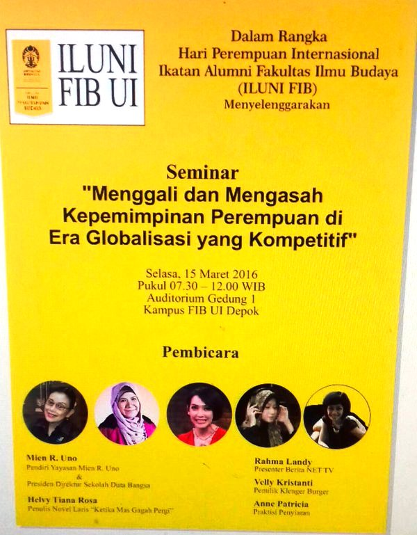 Seminar-Hari-Perempuan-Internasional-Mien-Uno-Helvy-FIB-UDepok-Maret-2016