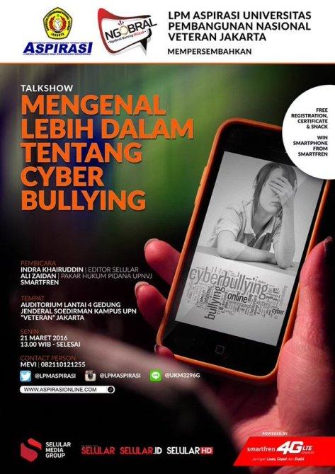 Talkshow-Ngobras-UPN-Smartfren-Cyber-Bullying