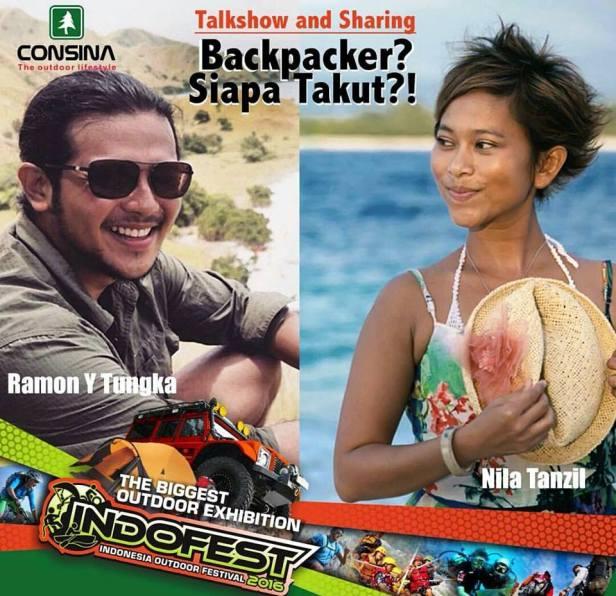 Talkshow-Outdoor-Lifestyle-IndoFest-Backpacker-akarta-Senayan-2016