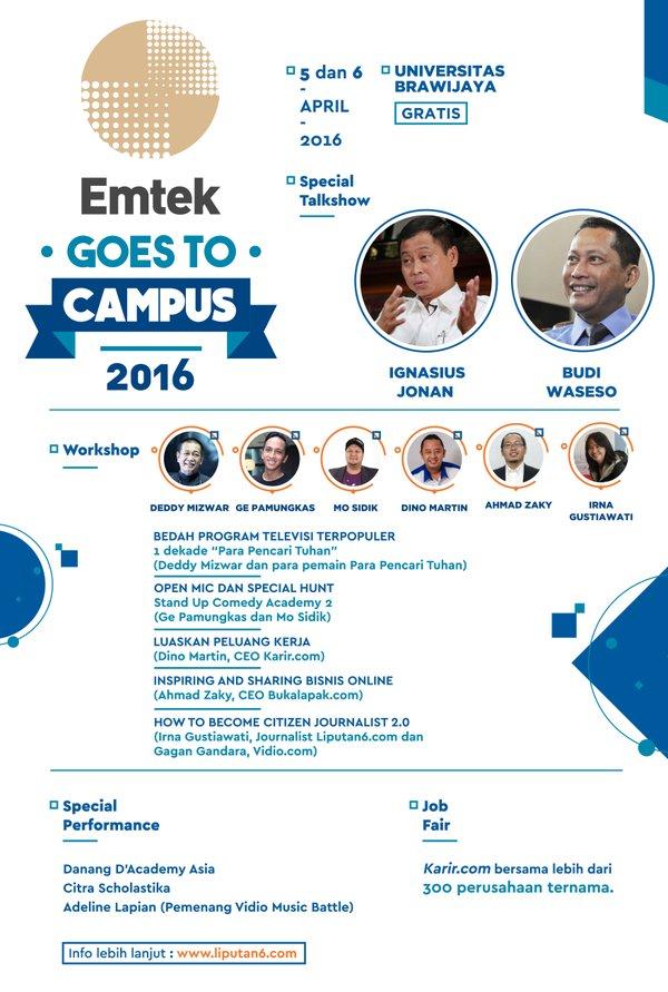 Emtek-SCTV-indosiar-Goes-To-Campus-Unibraw-Malang-April-2016