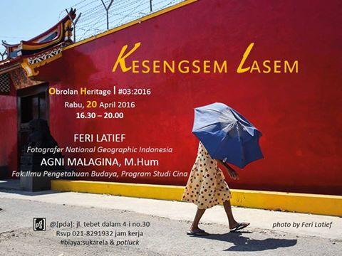 Obrolan-Heritage-National-Geographic-Indonesia-Lasem-PDA-Jakarta-April-2016