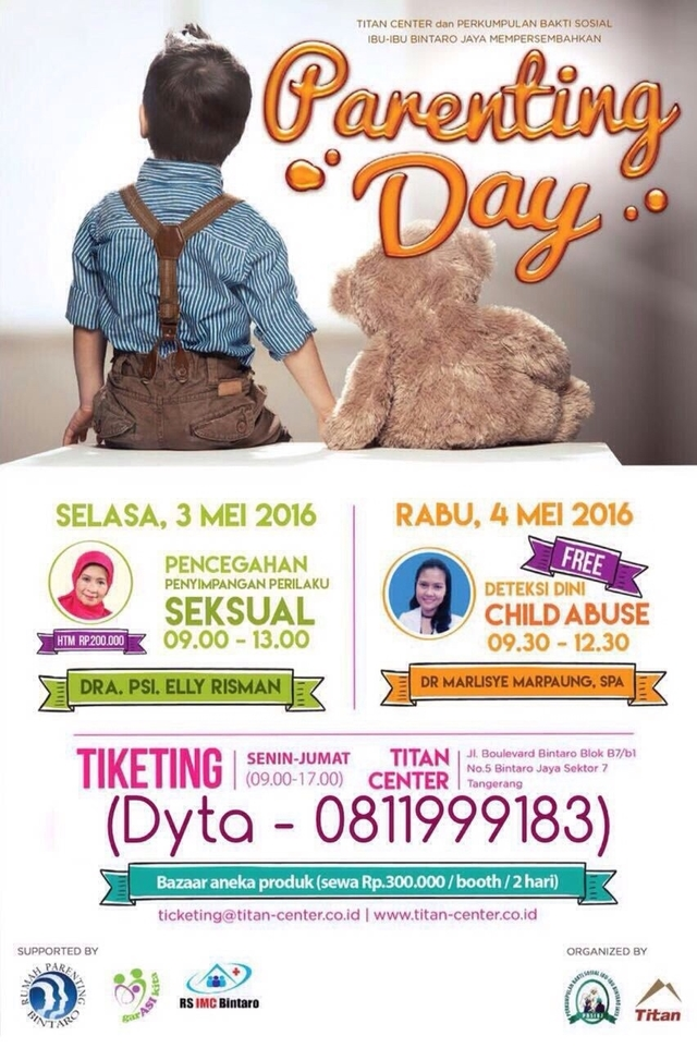 Parenting-Day-Talkshow-Elly-Rislman-Titan-Center-Tangerang-Mei-2016