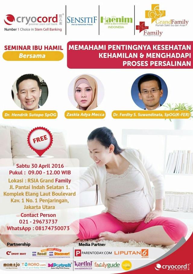 Seminar-Ibu-Hamil-Cryocord-Zaskia-Jakarta-April-2016