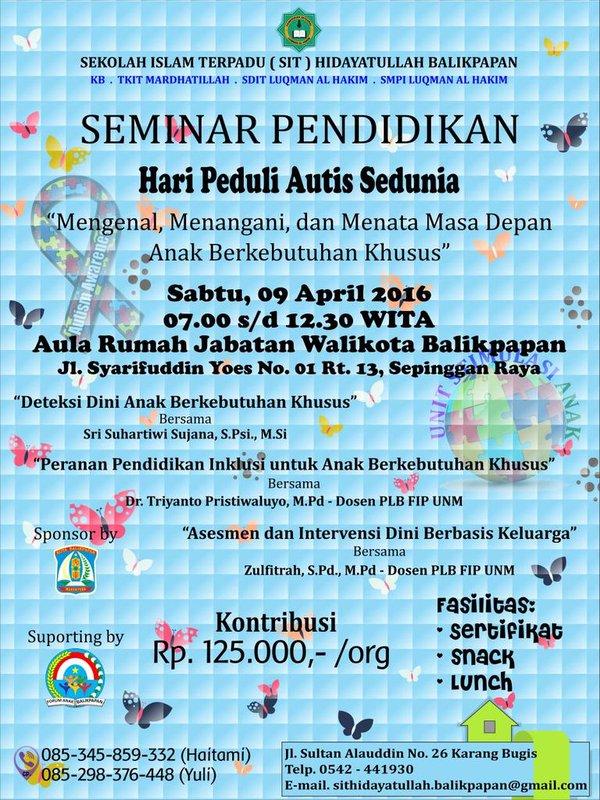 Seminar-Peduli-Autis-SeduniaBalikpapan-April-2016