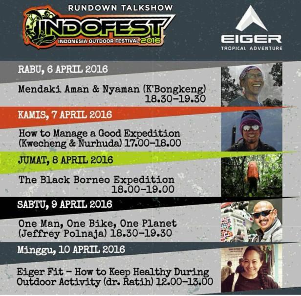 Talkshow-Eiger-Outdoor-Lifestyle-Jakarta-2016