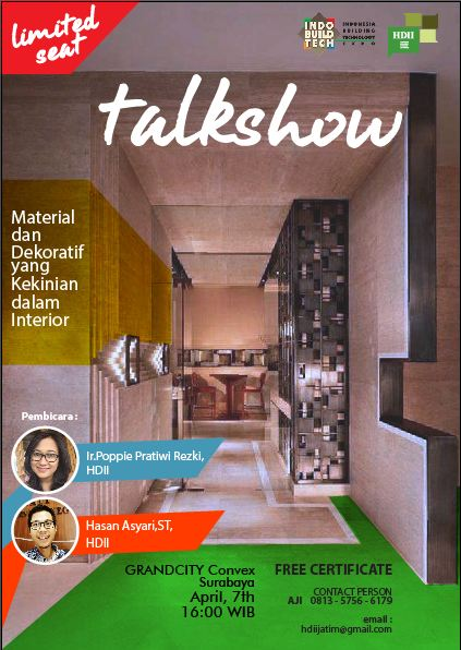 Talkshow-Himpunan-Desainer-Interior-IndonesiaSurabaya-April-2016