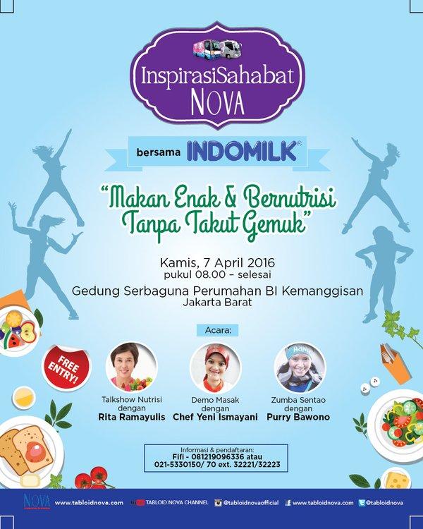Talkshow-Inspirasi-Sahabat-Nova-Indomilk-Nutrisi-Jakarta-April-2016
