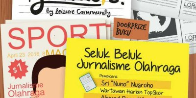 Talkshow-Leisure-Community-Jurnalisme-Olahraga-Togamas-Jogjakarta-April-2016
