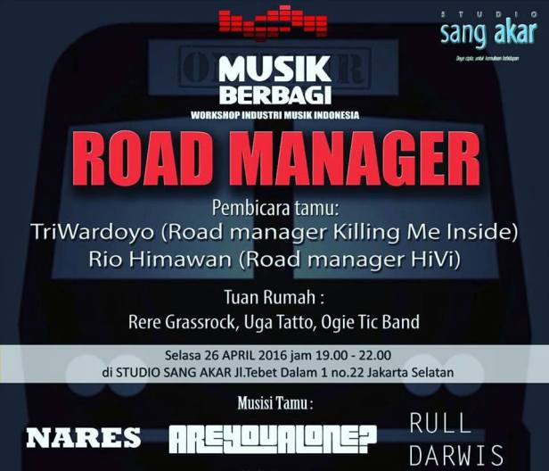 Workshop-Industri-Musik-Indonesia-Road-Manager-April-2016