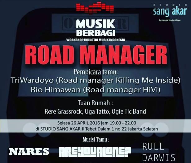 Workshop-Industri-Musik-Indonesia-Road-Manager-April-2016