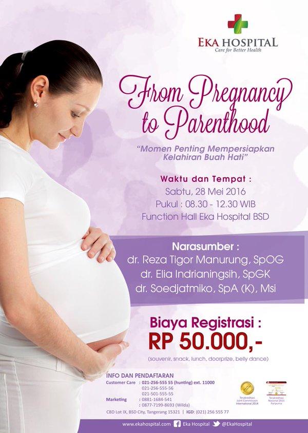 Info Liputan Blogger Tangerang: Seminar Awam Ibu Hamil Dan Persalinan