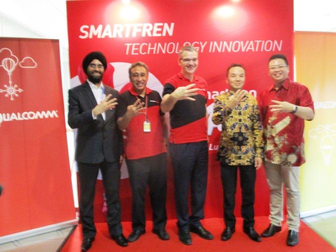 3 Carrier Aggregation: 4G Advanced Dari Smartfren