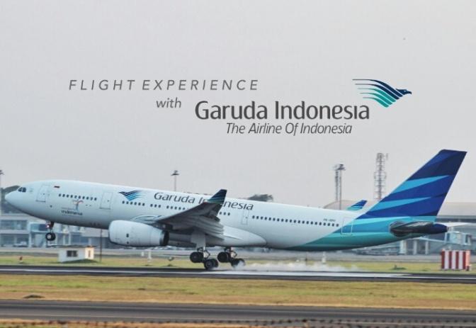 Singgasana Raja Itu Bernama Garuda Indonesia