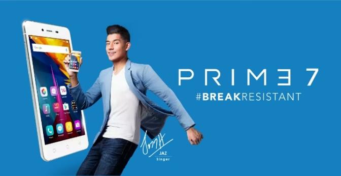 Prime 7: Smartphone Polytron Anti Celaka